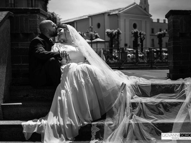 Le nozze di Simona e Danilo