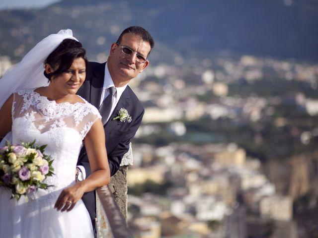le nozze di Maria e Aniello