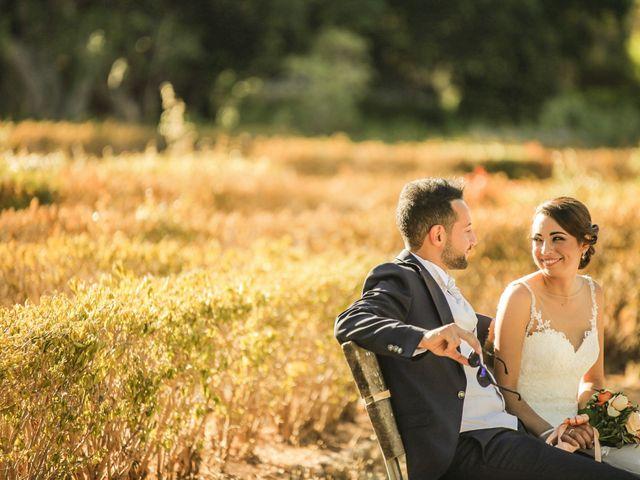 le nozze di Rosy e Flavio