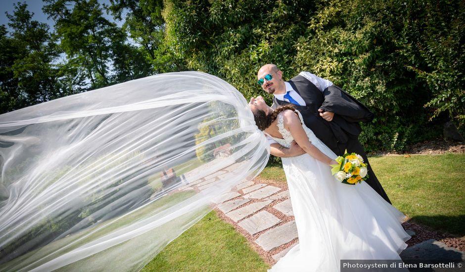 Il matrimonio di Alessio e Alessia a Barengo, Novara