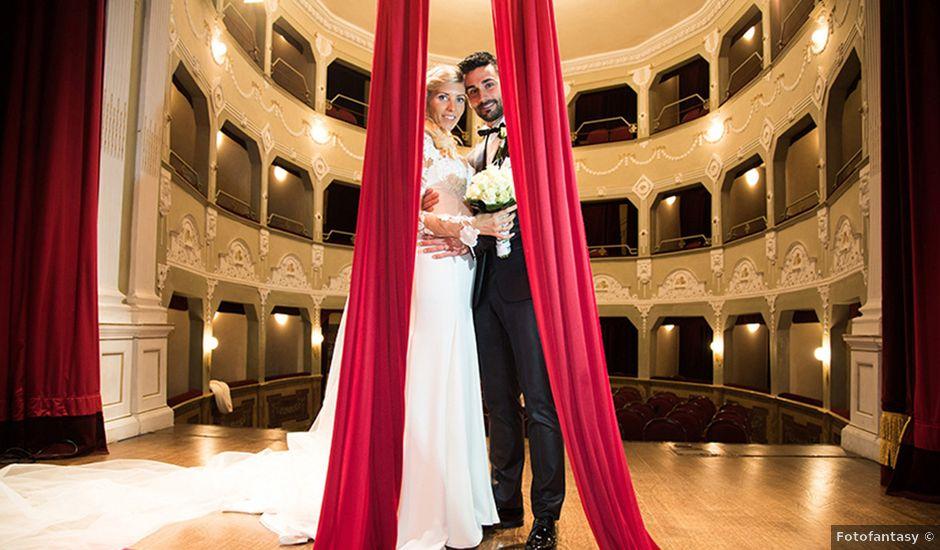 Il matrimonio di Leonardo e Federica a Morrovalle, Macerata