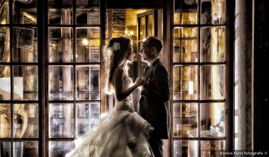 Il matrimonio di Giuseppe e Chiara a Villanuova sul Clisi, Brescia