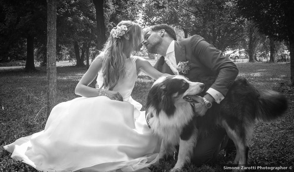 Il matrimonio di Manuele e Marianna a Novellara, Reggio Emilia