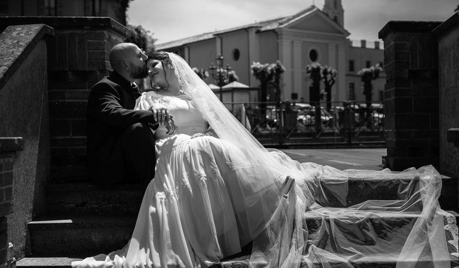 Il matrimonio di Danilo e Simona a Grottaferrata, Roma