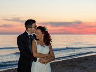 Le nozze di Angela e Giovanni Igor