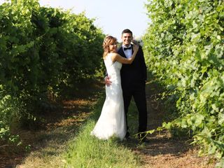 Le nozze di Cristina e Christian 1