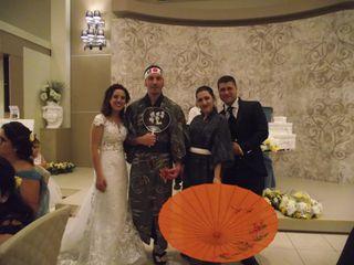 Le nozze di Melania e Enrico