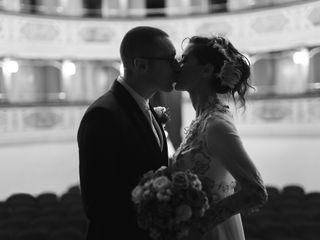Le nozze di Emanuele e Serena