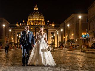 Le nozze di Carmelo e Simona
