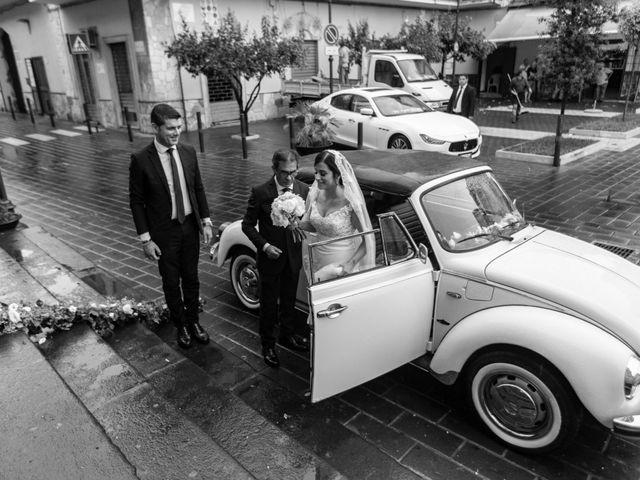 Il matrimonio di Paolo e Monica a Aversa, Caserta 4