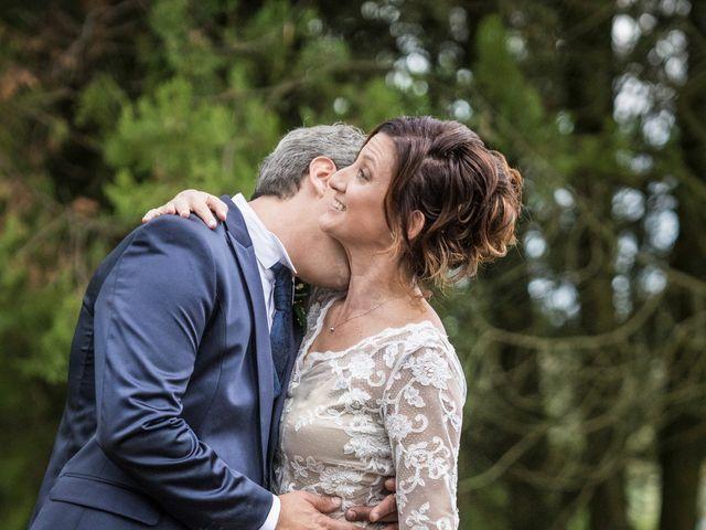 Il matrimonio di Luca e Isabella a Capriva del Friuli, Gorizia 17