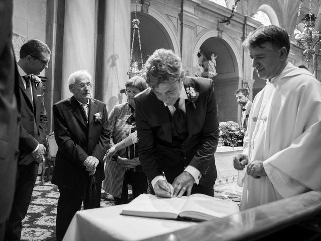 Il matrimonio di Luca e Isabella a Capriva del Friuli, Gorizia 27