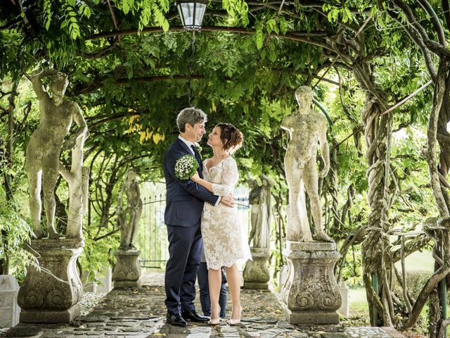Il matrimonio di Luca e Isabella a Capriva del Friuli, Gorizia 31