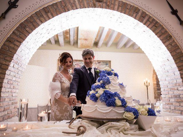 Il matrimonio di Luca e Isabella a Capriva del Friuli, Gorizia 40