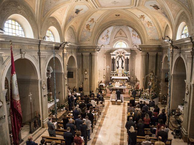 Il matrimonio di Luca e Isabella a Capriva del Friuli, Gorizia 54