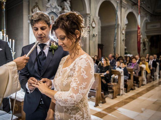 Il matrimonio di Luca e Isabella a Capriva del Friuli, Gorizia 56