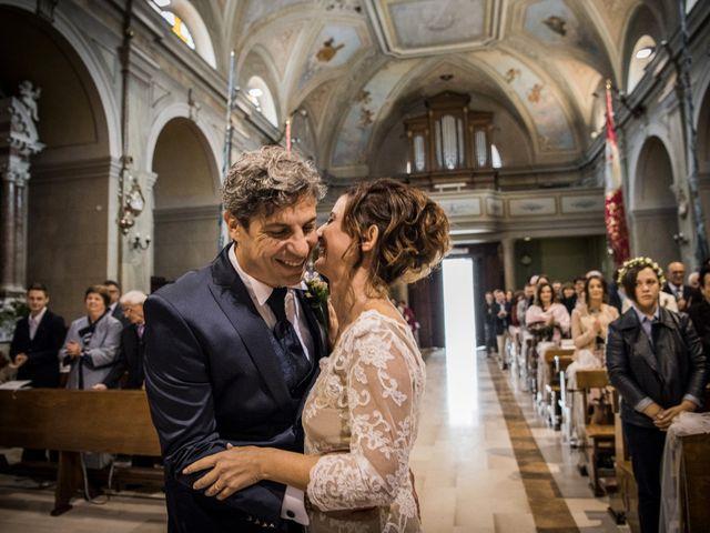Il matrimonio di Luca e Isabella a Capriva del Friuli, Gorizia 61