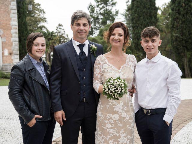 Il matrimonio di Luca e Isabella a Capriva del Friuli, Gorizia 65