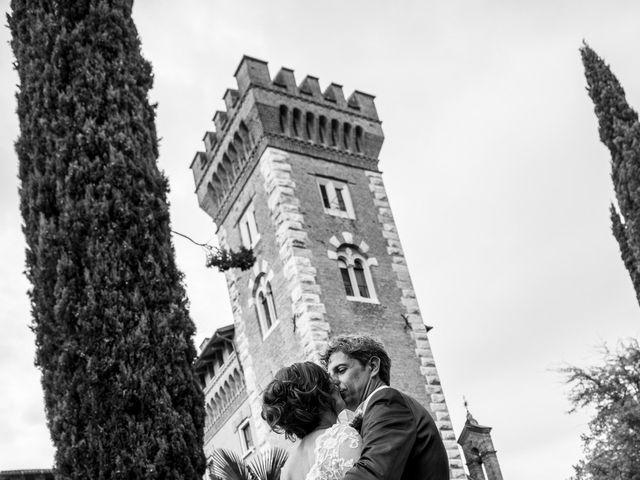 Il matrimonio di Luca e Isabella a Capriva del Friuli, Gorizia 70