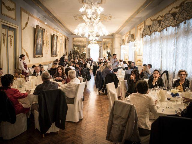 Il matrimonio di Luca e Isabella a Capriva del Friuli, Gorizia 71