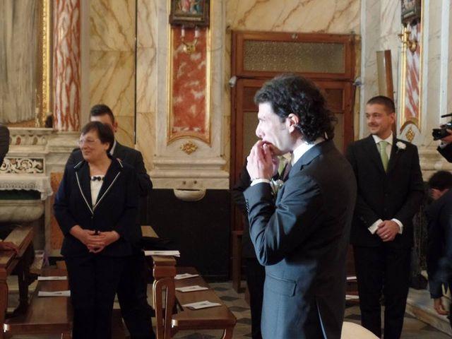 Il matrimonio di Sandra e Davide a Lavagna, Genova 4