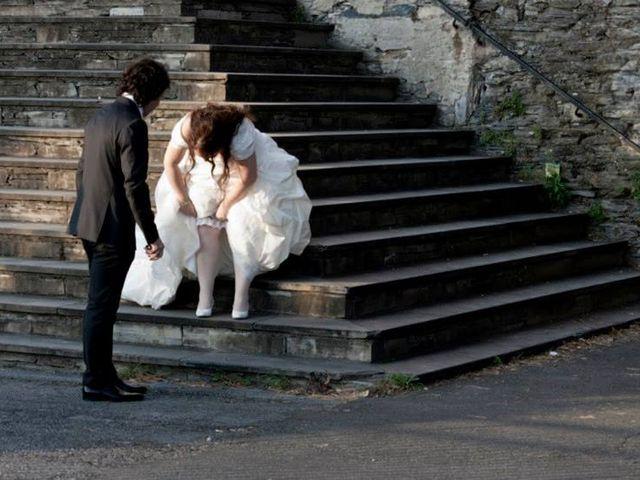 Il matrimonio di Sandra e Davide a Lavagna, Genova 1