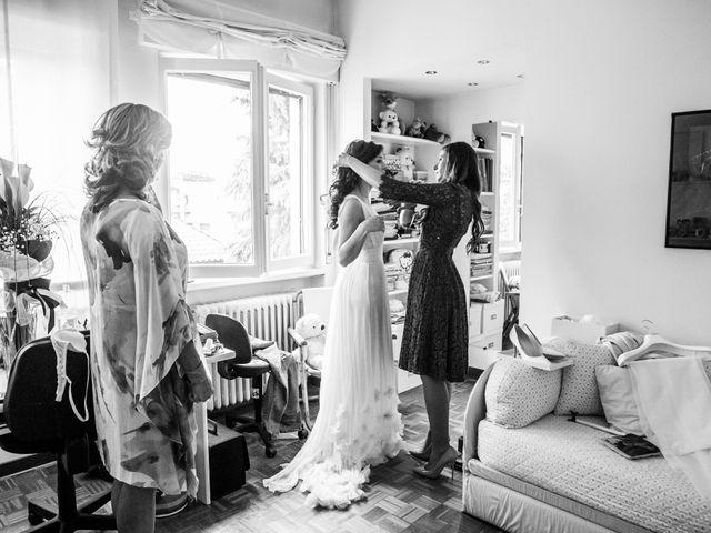 Il matrimonio di Riccardo e Francesca a Bergamo, Bergamo 5
