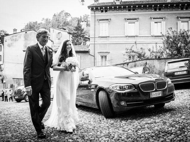 Il matrimonio di Riccardo e Francesca a Bergamo, Bergamo 13
