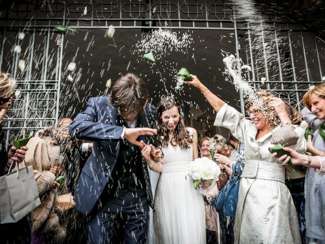 Il matrimonio di Riccardo e Francesca a Bergamo, Bergamo 23