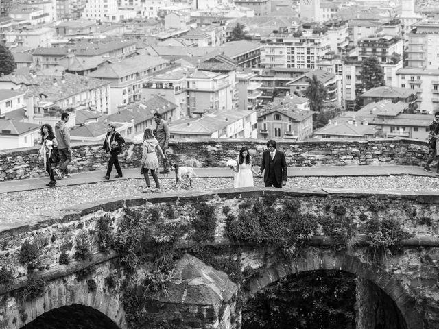 Il matrimonio di Riccardo e Francesca a Bergamo, Bergamo 24