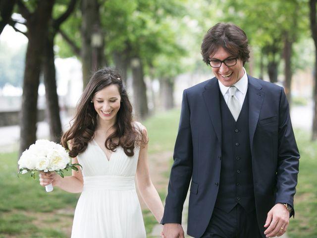 Il matrimonio di Riccardo e Francesca a Bergamo, Bergamo 26