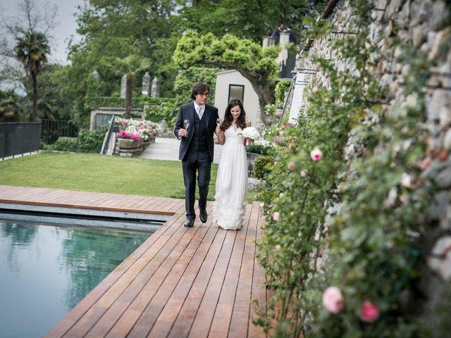 Il matrimonio di Riccardo e Francesca a Bergamo, Bergamo 29