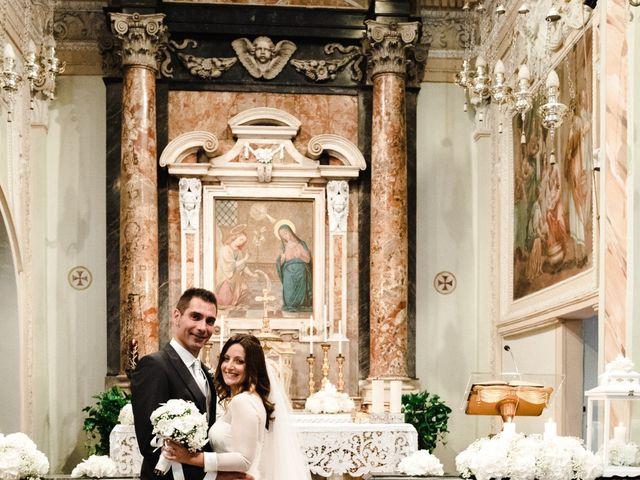 Il matrimonio di Vincenzo e Giulia a Torino, Torino 34