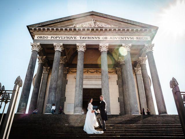 Il matrimonio di Vincenzo e Giulia a Torino, Torino 41