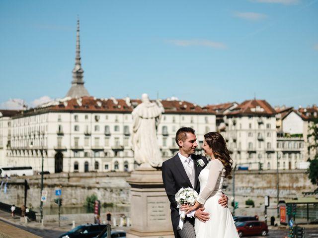 Il matrimonio di Vincenzo e Giulia a Torino, Torino 42