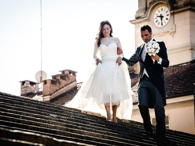 Il matrimonio di Vincenzo e Giulia a Torino, Torino 43