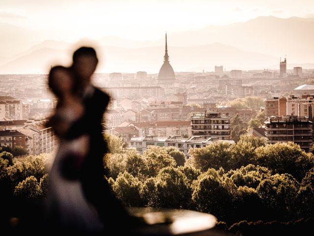 Il matrimonio di Vincenzo e Giulia a Torino, Torino 74