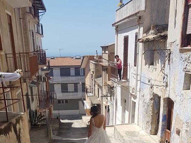 Il matrimonio di Alessandro  e Vanessa  a Borgetto, Palermo 5