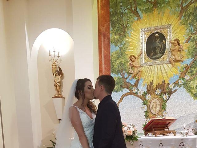 Il matrimonio di Alessandro  e Vanessa  a Borgetto, Palermo 9