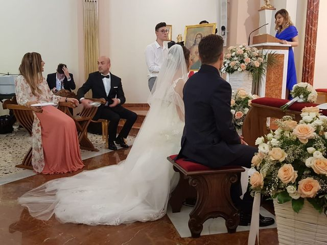 Il matrimonio di Alessandro  e Vanessa  a Borgetto, Palermo 1