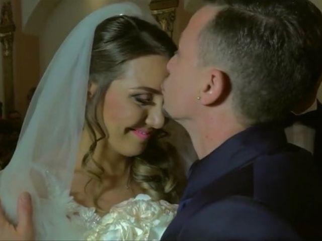 Il matrimonio di Alessandro  e Vanessa  a Borgetto, Palermo 2