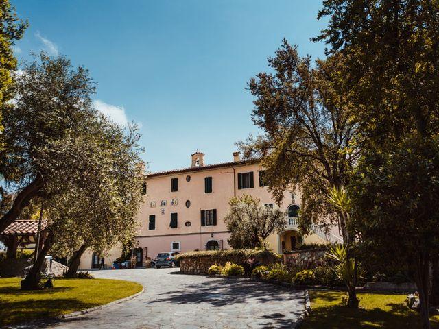 Il matrimonio di David e Vikki a Lucca, Lucca 1