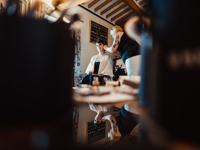 Il matrimonio di David e Vikki a Lucca, Lucca 4