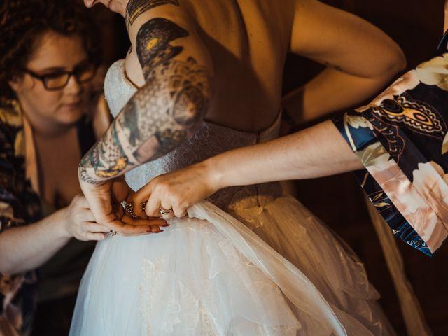 Il matrimonio di David e Vikki a Lucca, Lucca 6