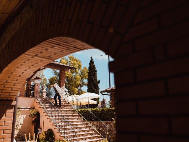 Il matrimonio di David e Vikki a Lucca, Lucca 8