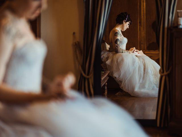 Il matrimonio di David e Vikki a Lucca, Lucca 18