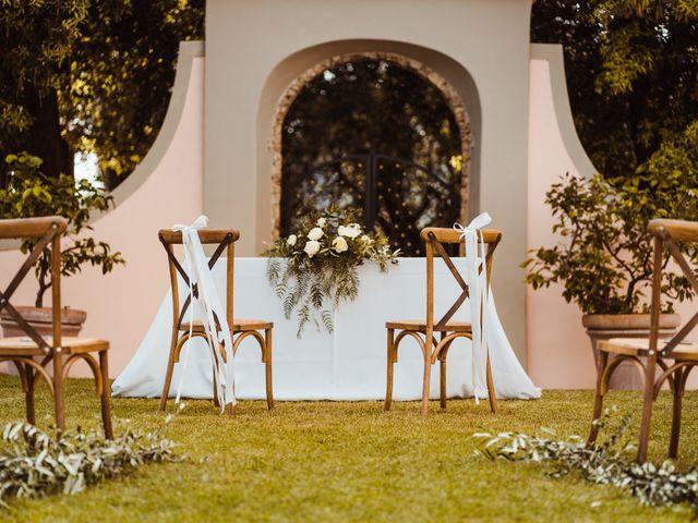 Il matrimonio di David e Vikki a Lucca, Lucca 34