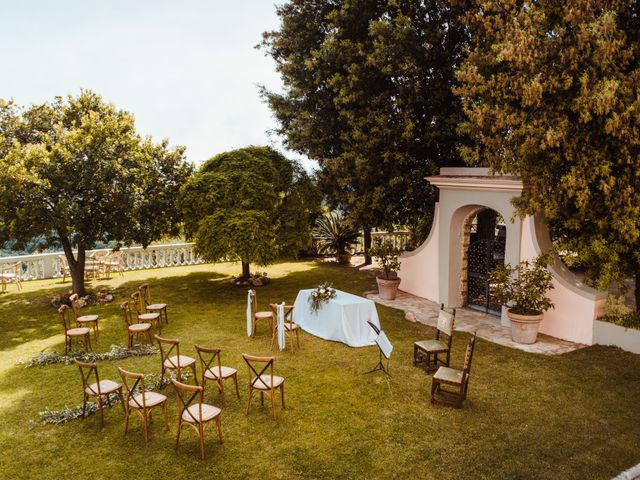 Il matrimonio di David e Vikki a Lucca, Lucca 38