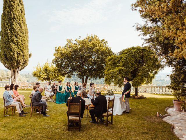 Il matrimonio di David e Vikki a Lucca, Lucca 41