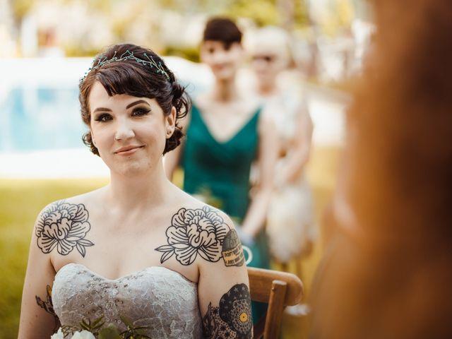Il matrimonio di David e Vikki a Lucca, Lucca 42